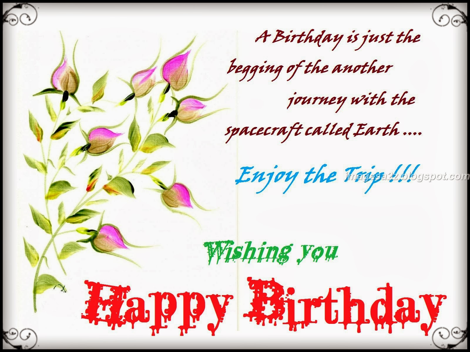 BIRTHDAY WISHES FOR BORTHER SMS - happy-birthday-wishes-quotes-cakes ...