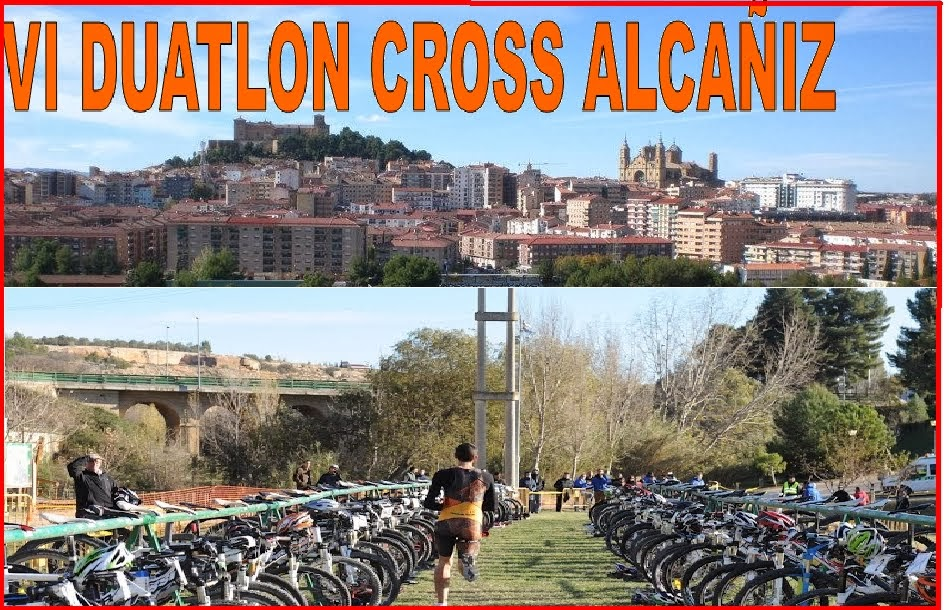 DUATLON CROSS ALCANIZ