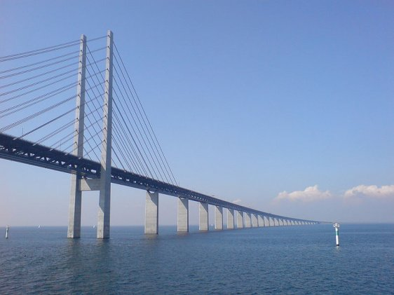 the oresund fixed link project construction essay The øresund fixed link: dredging reclamation abstract  the øresund fixed link project maurice de kok wouter dirks  ning both the construction of the link and the impact of the completed link on the surrounding environment a main requirement is that the fixed link must not.