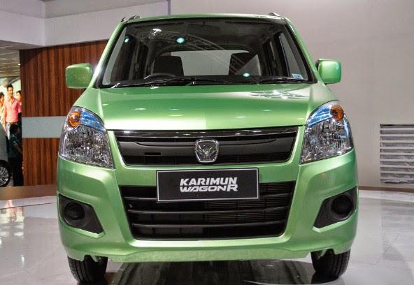 Indomobil Sales Suzuki bersiap melepas mobil bertransmisi automatis Karimum Wagon R.