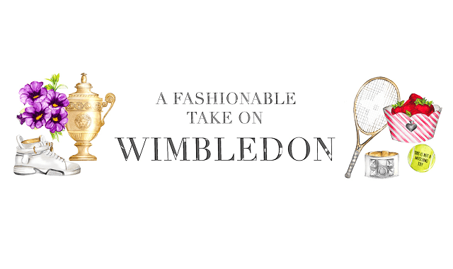 A Fashionable Take on Wimbledon