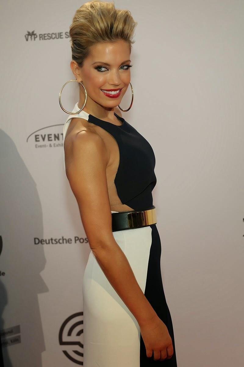 Sylvie Meis hot