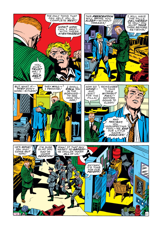 Captain America (1968) Issue #107 #21 - English 12