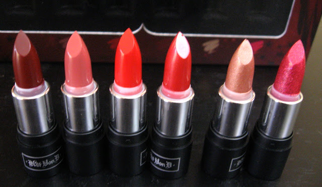 Kat Von D Star Kissed Lipstick Set