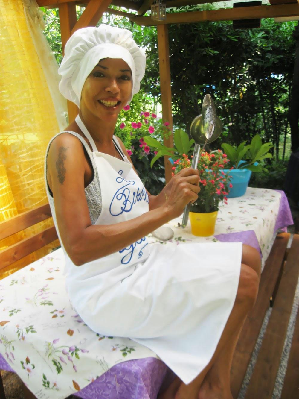Sandra Caxambu (Kika Frizzantina)