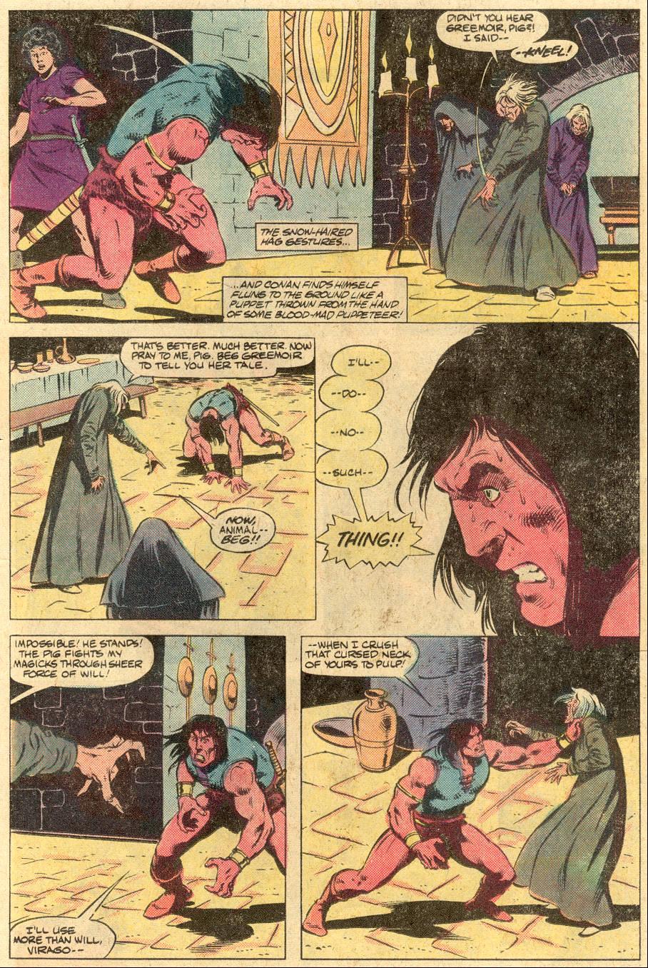 Conan the Barbarian (1970) Issue #125 #137 - English 9
