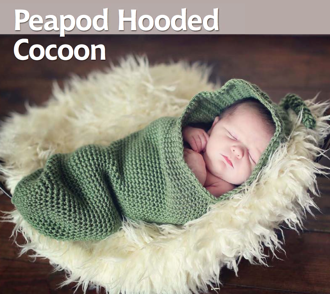 Crochet Pattern Baby Cocoon With Hood : notyourgrannyscrochet: October 2013