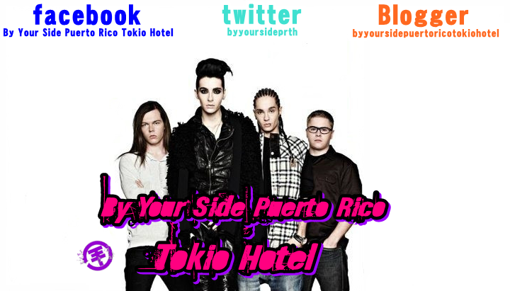 BY YOUR SIDE P.R. TOKIO HOTEL...