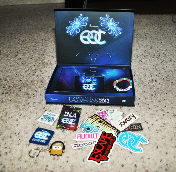 EDC Las Vegas 2013 - Yes It's Happening