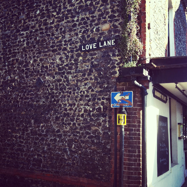 Love Lane - Margate