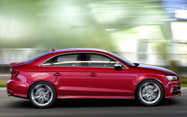 Audi S3 Sedã