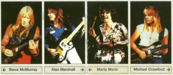 Marty Morin in Wireless (1978)