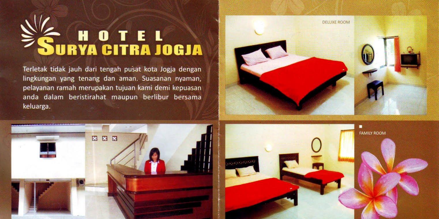 Hotel Surya Citra Jogja: Brosur