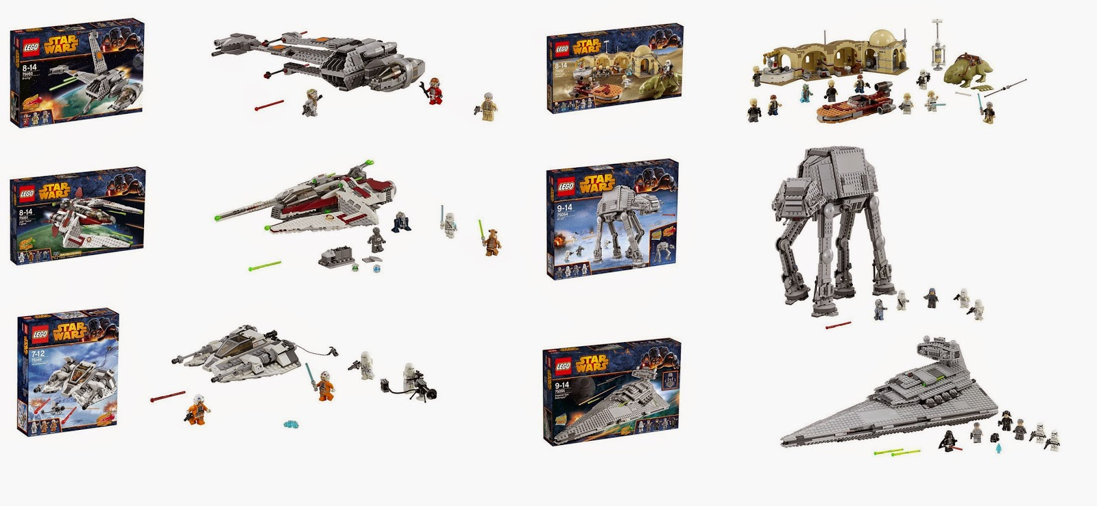 Lego Star Wars - MojeKlocki24.pl