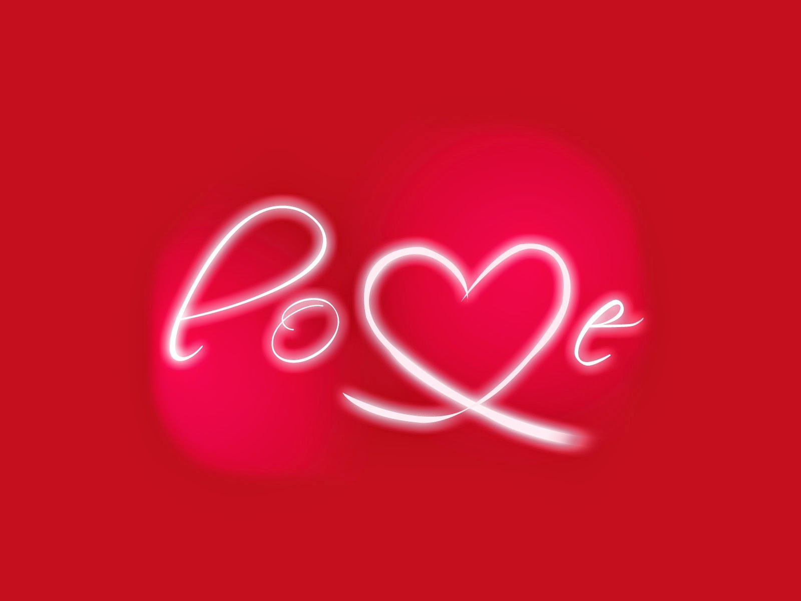 Love Letter Wall...U Letter Love