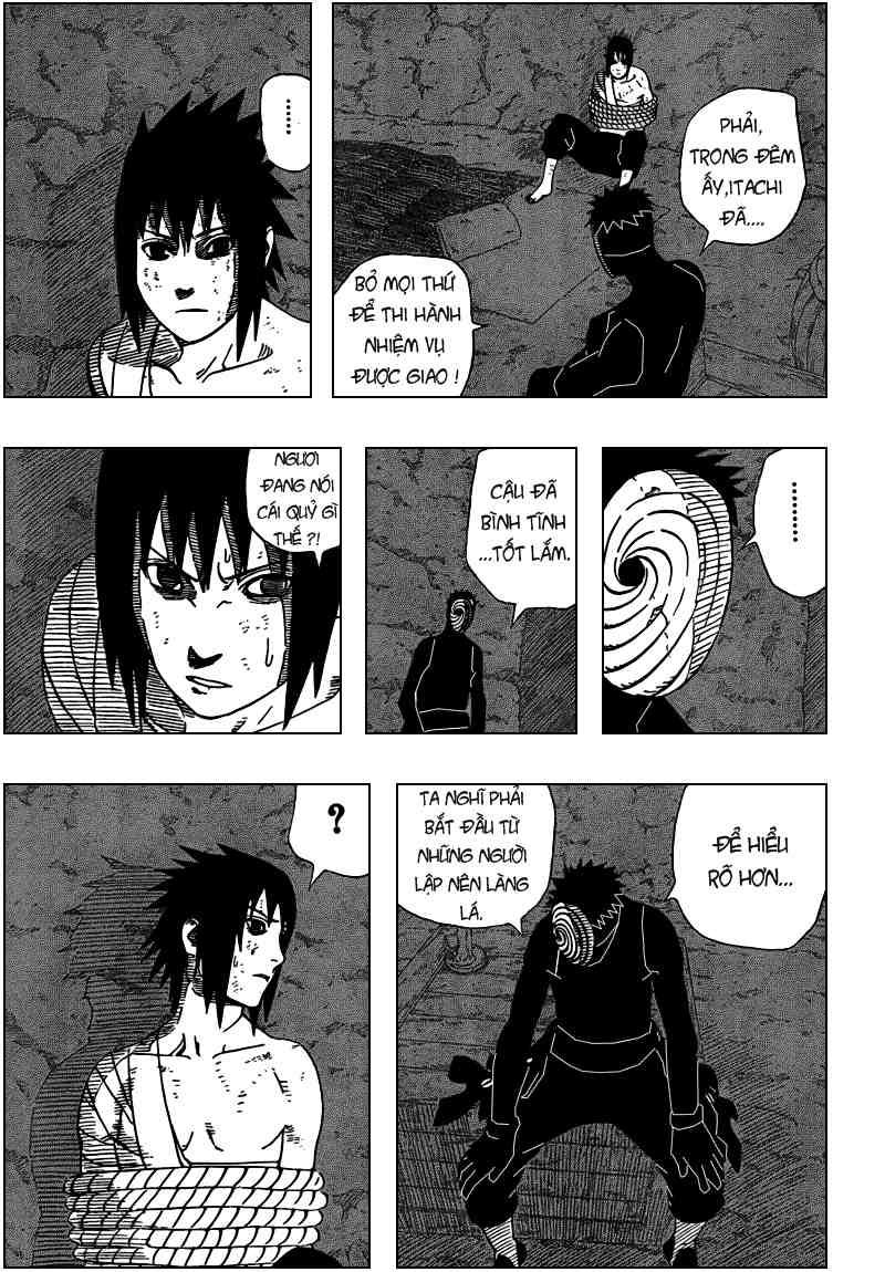 Naruto chap 398 Trang 13 - Mangak.info