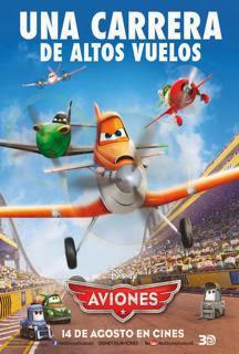Aviones – DVDRIP LATINO