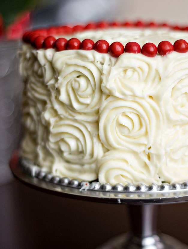 Erica's Sweet Tooth » Red Velvet Cheesecake Layer Cake