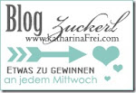 Weekly Blog Zuckerl bei Katharina