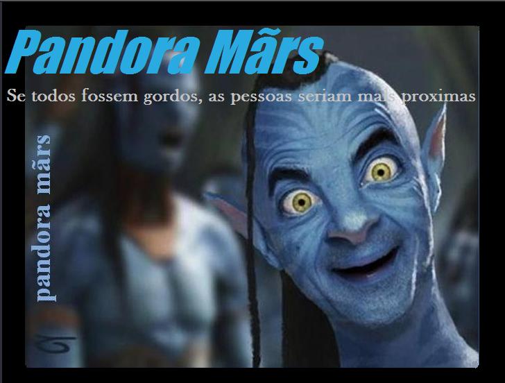 Pandora Mãrs