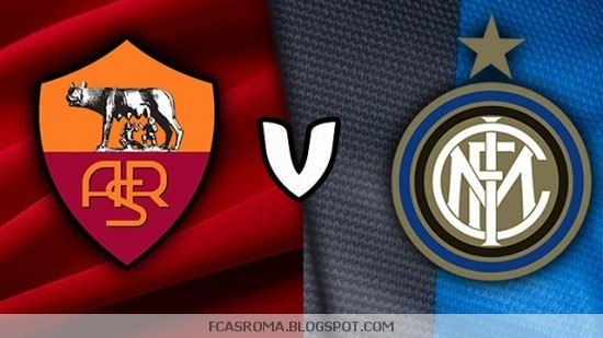 AS Roma vs Inter Milan