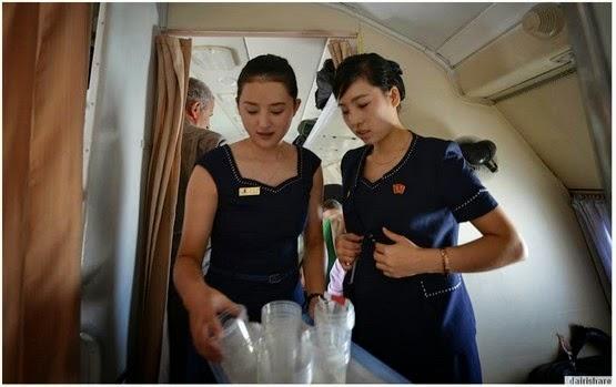 Tahukah Anda Syarikat Penerbangan Di Korea Utara Masih Berada Di Zaman Pertengahan
