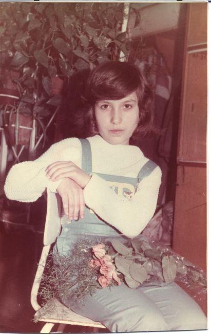 Irina Vatav la fille de Boris Vatav le cousin de mon père de Chisinau Moldova