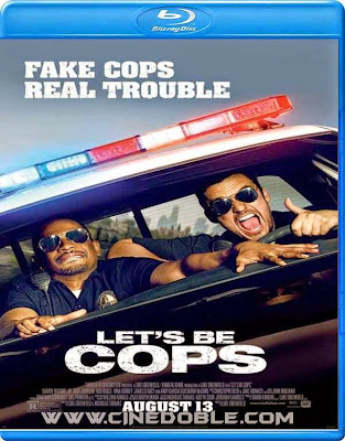 let%E2%80%99s be cops 2014 720p latino Lets Be Cops (2014) 720p Latino