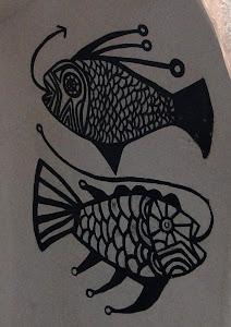 Os peixes de Vilaró