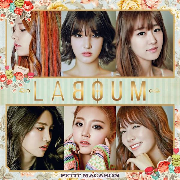 LABOUM Petit Macaron Cover