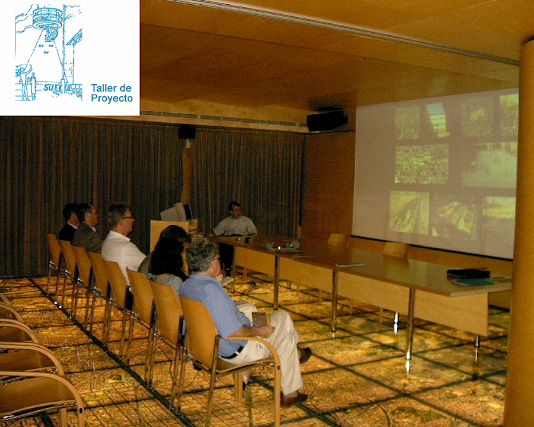 Föredrag Ignaci de Lecea Flores de Lemus Barcelona Kommun stadsbyggnadskontoret