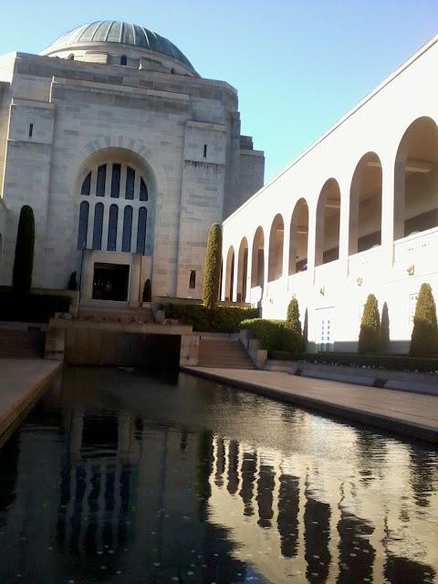 War Memorial Museum ACT Australia