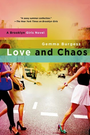 Love and Chaos - Gemma Burgess
