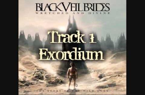 black veil brides exodium cover