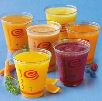 picture relating to Jamba Juice Printable Coupon known as Jinxy Understands Easiest: $2 Clean Squeezed Juices Juice Blends at