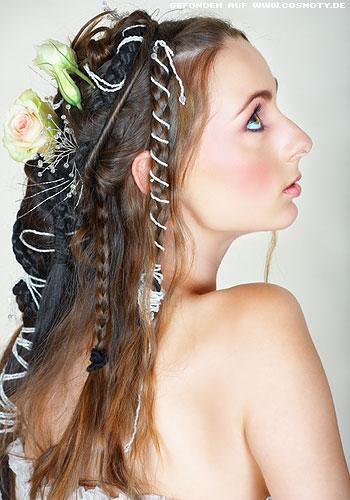 Peinados originales con trenzas 2012 | Hair Studio