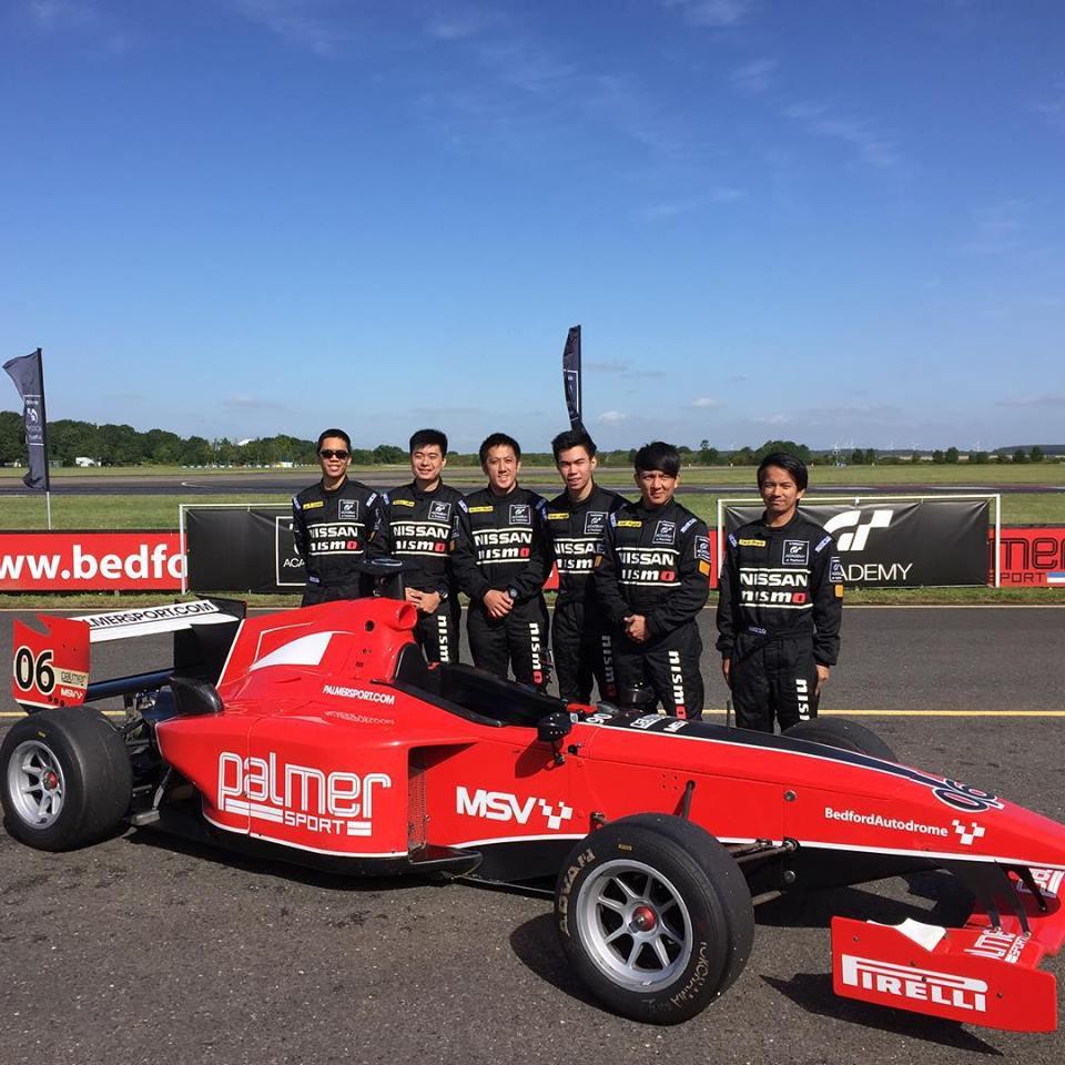 GTA Silverstone UK