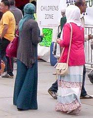 Eid Festival in Trafalgar Square #6