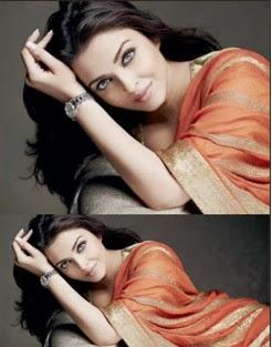 Aishwarya Rai replica sarees