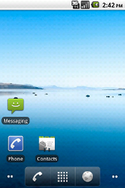 Android Froyo versi 2.2.