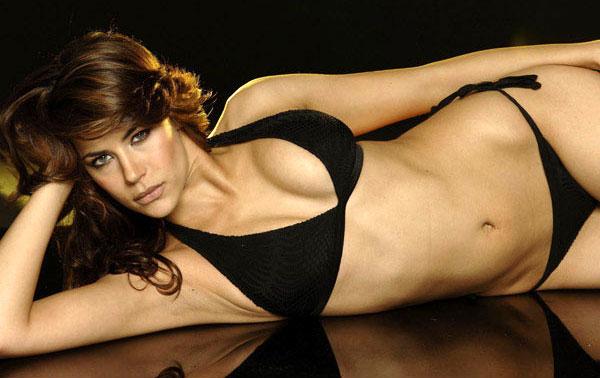 Mujeres de 40 anos en bikini