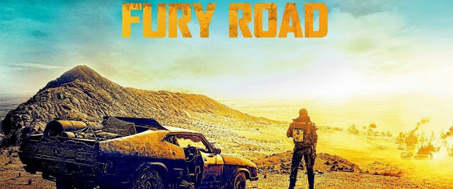 Mad Max Fury Road Poster slice 1024x427 - Download Mad Max 4 Estrada da Fúria 720p | 1080p  Dual Áudio HDRip Torrent