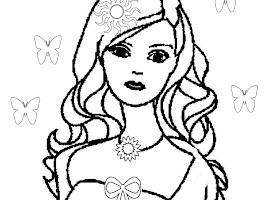 Rose Garden Coloring Pages Printable