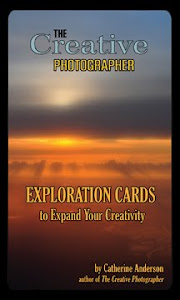 "Self-assignments from ""The Creative Photographer Exploration Cards to Expand Your Creativity"""