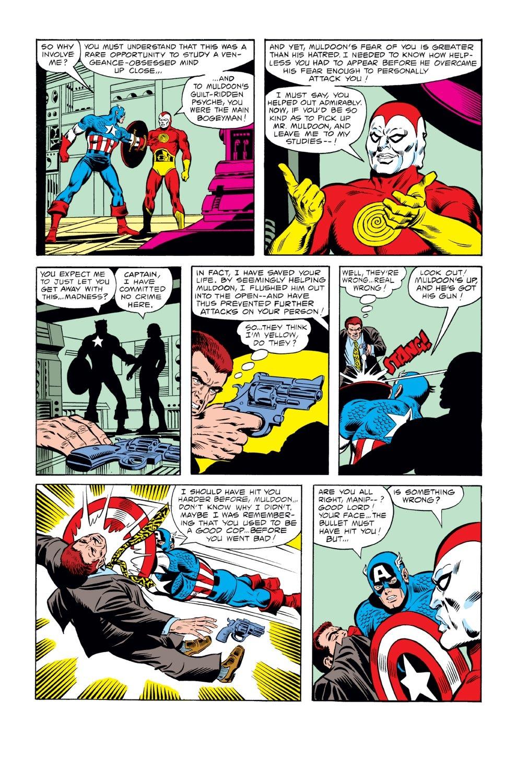 Captain America (1968) Issue #242 #157 - English 17
