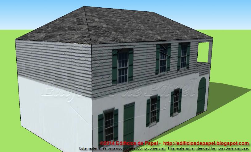 EdP 2014 - Edificios de Papel - Descarga tu maqueta