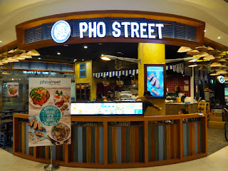 Pho Street Vietnamese Street Delights Bedok Mall Singapore Food Review lunarrive