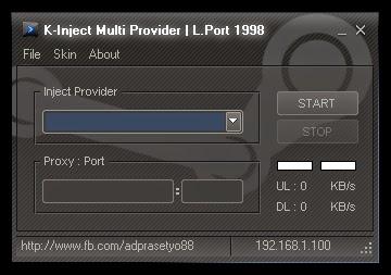 Inject K-Inject Multi Provider 21 Juli 2014