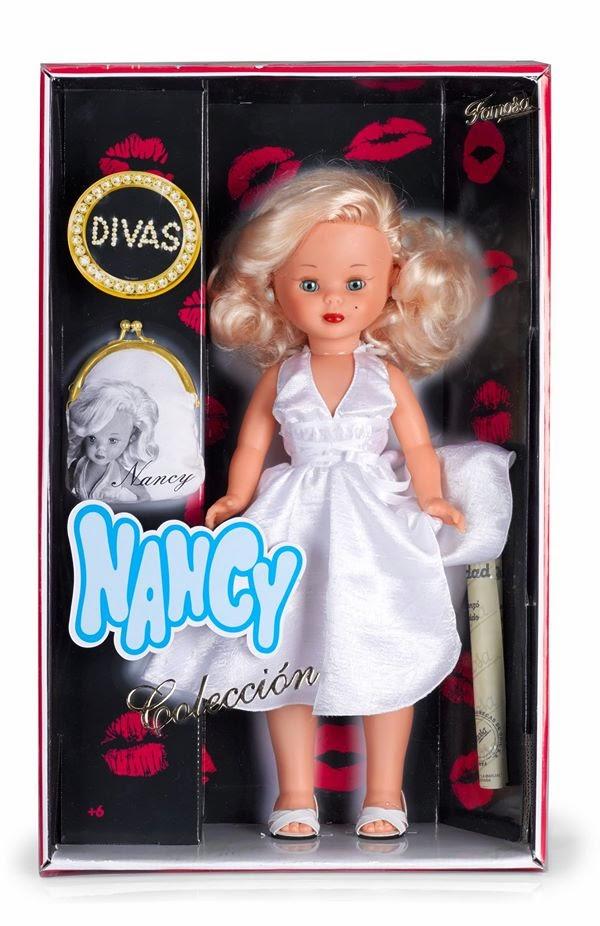 JUGUETES - NANCY Colección  Nueva Nancy Divas | Muñeca  Producto Oficial 2015 | Famosa 700012083 | A partir de 6 años