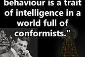 Nicola Tesla, alguien a quien admiro